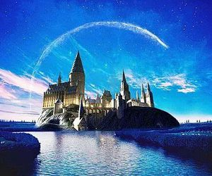 disney, book, and harry potter image