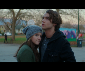 if i stay, boy, and girl image