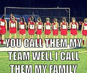 family, team, and field hockey image
