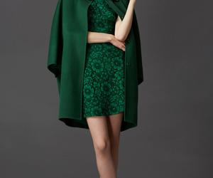 fashion, model, and 2014 image