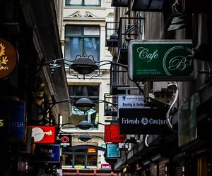 melbourne city centre image