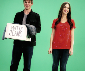 90210, jeans, and Jessica Lowndes image