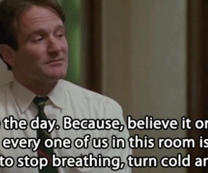 rip, quote, and robin williams image