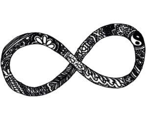 background, infinite, and png image