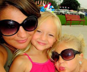 carnival, daughter, and mommy image