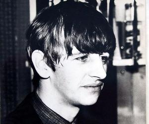 handsome, beatles, and ringo starr image