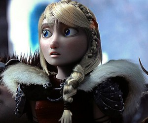 astrid, how to train your dragon, and httyd image