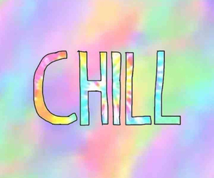chill and background image