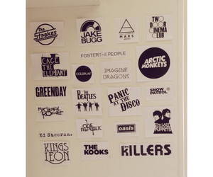 arctic monkeys, the killers, and foster the people image