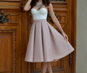clothes, dress, and girl image