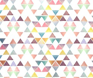 triangle, background, and colors image