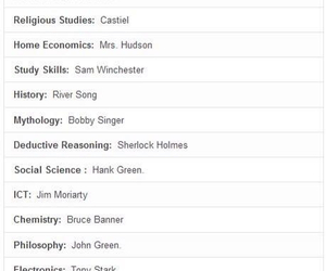 classes, doctor who, and sherlock image