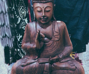 buddhism, indie, and love image