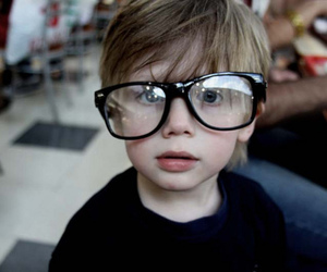 cute, glasses, and boy image