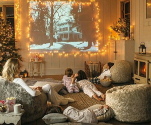 cozy, decoration, and family image
