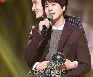 kyuhyun, super junior, and ZhouMi image