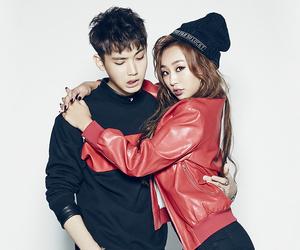 hyorin, jooyoung, and sistar image