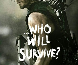 daryl dixon and the walking dead image