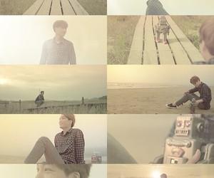 asian, exo-k, and boy image