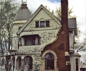 house, victorian, and victorian house image