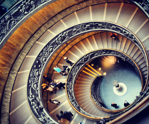 rome, stairs, and traveling image