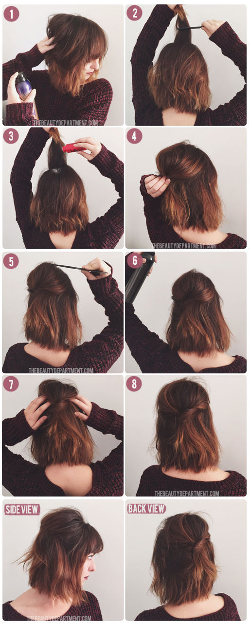 hairstyle, look, and cute image