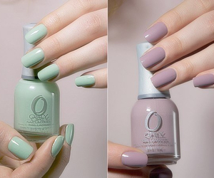 model, nails, and nice image