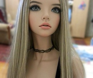 beauty, bjd, and glamour image