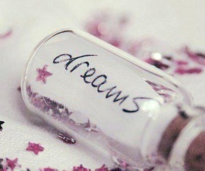 starry, let your dreams come true, and dreams image