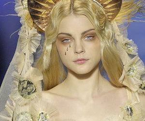 fashion, model, and Jessica Stam image