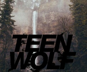 background, teen wolf, and love image
