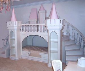 girls beds, girls bedding sets, and how much did it cost image