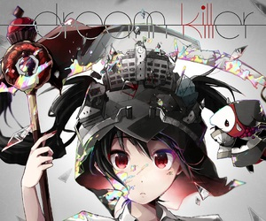 anime and dream killer image