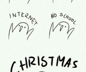 christmas, food, and internet image