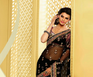 sarees, indian sarees, and designer sarees image