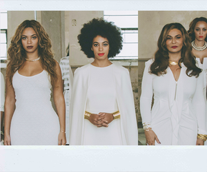 beyoncé, wedding, and solange image