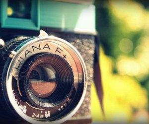 camera and lomo image