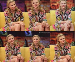 chloe, interview, and if i stay image