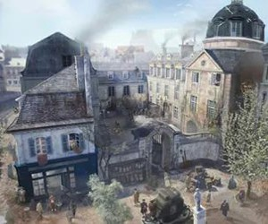 concept art, france, and gaming image