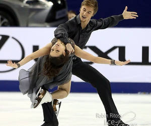 figure skating and ice dance image