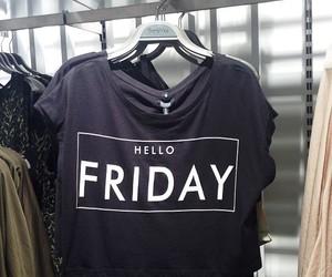 friday, fashion, and black image