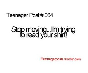funny, read, and shirt image