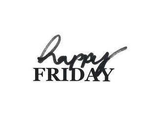 quotes, friday, and happy image