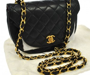 chanel flap bag, chanel handbags, and chanel classic flap bag image