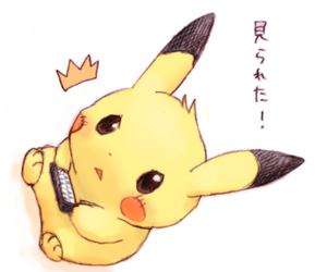 adorable, pokemon, and anime image