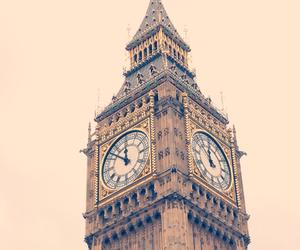 london, Big Ben, and beautiful image