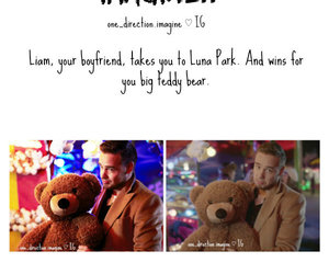 imagine, liam payne, and one direction image
