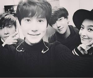 kyuhyun, yesung, and donghae image