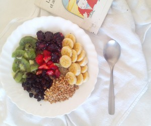 breakfast, delicious, and fitness image