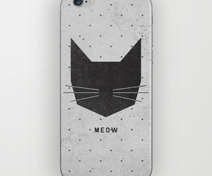 cat, kitty, and meow image
